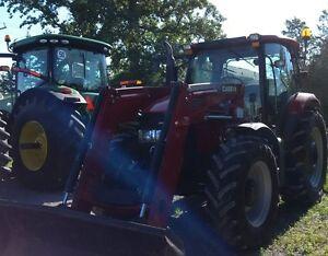 2011 Case IH Maxxum 125 LTD Tractor