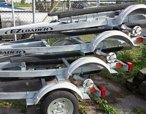 New EZLoader Boat Trailers