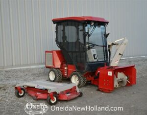 Package Deal:  Ventrac 3400Y Tractor/ Snow Blower/  Mower