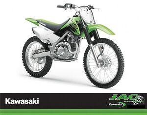 2017 kawasaki KLX140 140G Nouveau**22.02$*/sem