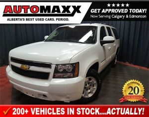2012 Chevrolet Suburban LT 4x4 w/Leather!