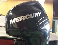 XL 25  Mercury Verado 4-Stroke - like new!""