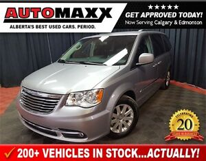 2016 Chrysler Town & Country Touring!