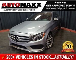 2015 Mercedes-Benz C-Class C400 4MATIC AMG Sport! Loaded!!