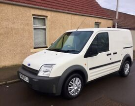 Nice clean ford transit connect for sale 56 2007 model 1 owner super low miles