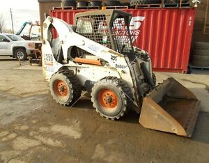 2005 Bobcat S250 Skid Steer