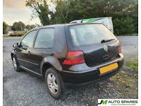 Mk4 Vw Golf 130 BREAKING PARTS SPARES ONLY