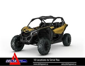 2017 Can-Am Maverick X3 X DS Side-by-Side Utility