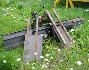 Buhler 3 point hitch Blade