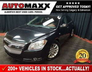 2008 Chevrolet Malibu LTZ w/Leather/Sunroof!