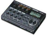 Tascam DP 006 Multitrack recorder.