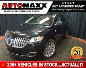 2011 Lincoln MKX AWD Limited!