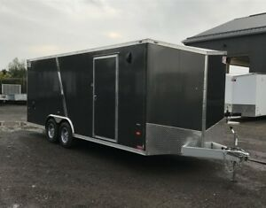 2018 American Hauler 20' All Aluminum Car Hauler