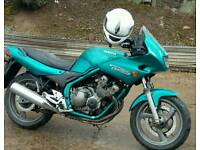 Yamaha 600 diversion