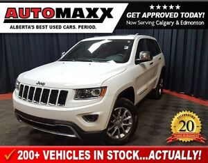 2016 Jeep Grand Cherokee Limited!