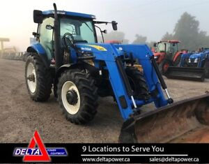 New Holland Loader Tractor | Find Farming Equipment, Tractors, Plows