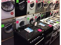BRAND NEW WASHING MACHINES (NOT refurb or reconditioned) FROM £119!....