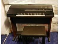 Yamaha electrone el-7 piano