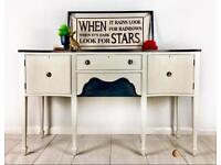Beautiful Bow Fronted Sideboard