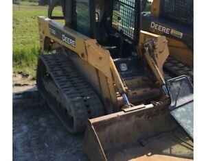 2006 John Deere CT332 Skid Steer