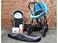 PHIL & TEDS SMART BUGGY - FULL TRAVEL SYSTEM