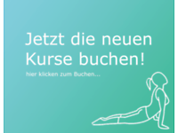 Yoga am Spreecenter Berlin Hellersdorf - August 2019 buchbar