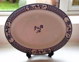 Johnson Brothers Huge Meat Platter -The Exeter Pattern""