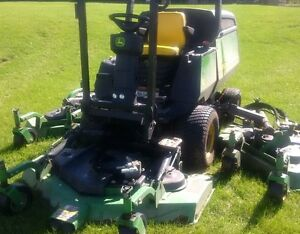 2009 John Deere 1600 Commercial Mower