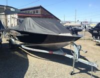 2015 Princecraft Amarok DLX WS Fishing Boat