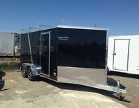 Aluminum Cargo Trailers - In Stock