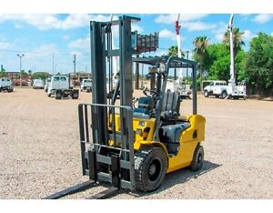 Fork Lift - Lease/Finance from $310/mo*