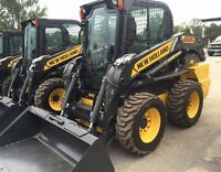 2015 New Holland L220 Skid Steer Loader