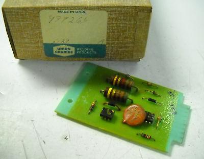 Union Carbide Circuit Board For Welder Welding 997265