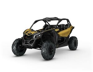 2017 Can-Am Maverick X3 X DS Side-by-Side
