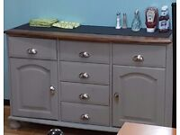WOODEN DRESSER,WILL REMOVE AD WHEN SOLD