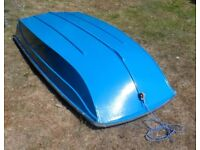 Rowing Boat Dinghy Tender for Fishing or fun on water