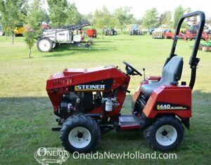 2015 Steiner 440 Tractor