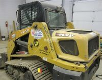 2007 ASV RC-50 Posi-Track Loader with Cab