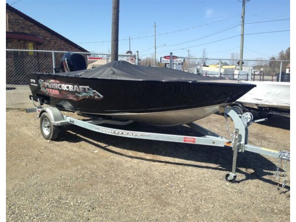 Used 2015 Princecraft Xpedition 170 SC