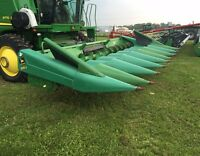 1997 John Deere 893 Corn Head