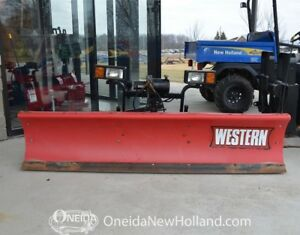 Used Western Suburbanite SnowPlow