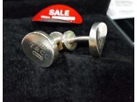Tiffany & co silver cuff links