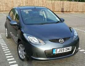 Low Mileage Mazda 2 For Sale.