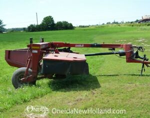 Case DCX101 Disc Mower Conditioner