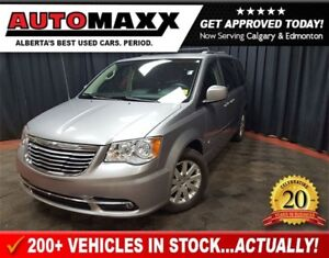 2015 Chrysler Town & Country Touring!