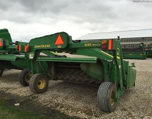 2008 John Deere 835 Mower Conditioner Kitchener / Waterloo Kitchener Area image 4
