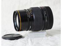 Bronica SQA 200mm S lens