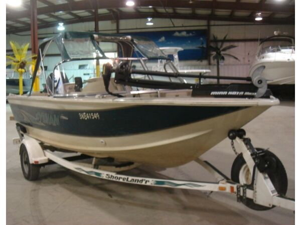 Used 1998 Sylvan Ind 1700 Pro Select