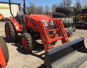 2016 Kioti CK2610H 4WD Tractor