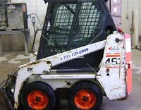 2007 Bobcat 463 Skid Steer with Cab - Reduced
